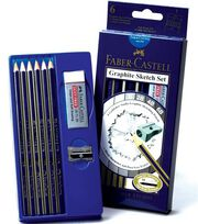 Goldfaber Graphite Sketch Set, , hi-res