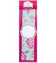 Buttercream™ Olivia Collection Designer Bottle Wraps, , hi-res