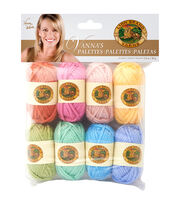 Lion Brand Vanna's Palette Bonbons Yarn 8/Pkg- Peaceful, , hi-res