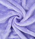 Sew Lush Fleece Fabric 57\u0022-Helitrope Purple