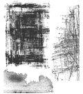 Tim Holtz Rubber Stamp-Slight Alterations