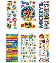 EK Success Disney Sticker Set-Mickey & Friends, , hi-res