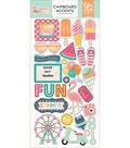 Summer Dreams Chipboard Accents 6\u0022X13\u0022