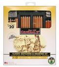 Classic Sketching & Drawing Kit