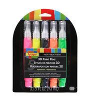 Scribbles Paint Pens - Neon, , hi-res