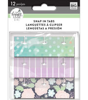 The Happy Planner Girl™ Daydreamer Collection Planner Tabs, , hi-res