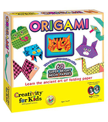 Creativity for Kids® Origami Craft Kit