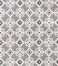 Premium Quilt Elena Cotton Fabric 44\u0027\u0027-Linear Floral