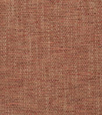 "Eaton Square Upholstery Fabric 54""-Gordon/Poppy"