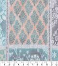 Anti-Pill Fleece Fabric 59\u0027\u0027-Bali Serene