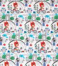 Novelty Cotton Fabrics 43\u0027\u0027-Animals In The Park