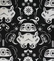 "Star Wars™ Cotton Fabric 44""-Stromtroopers Sugar Skulls, , hi-res"