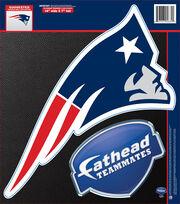 New England Patriots Fat Head Wall Decal-Logo, , hi-res