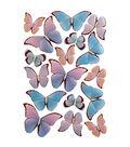 Martha Stewart Pearl Garden Butterfly Stickers