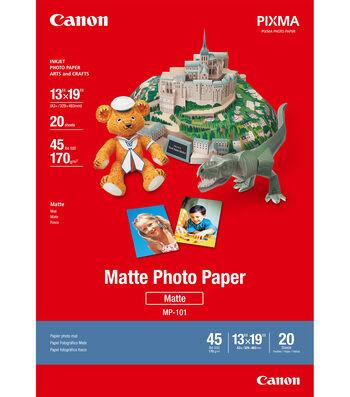 Canon PIXMA 20 pk 13''x19'' Matte Photo Papers