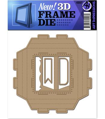 Art Impressions Die-3D Frame