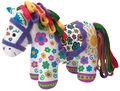 Alex Toys Color & Cuddle Washable KitPony