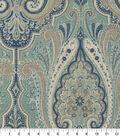 Waverly® Multi-Purpose Decor Fabric 54\u0022-Set the Mood Indigo