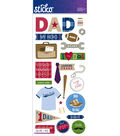 Dad Large Icons And Words
