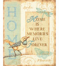 Dimensions Home Memories Counted Cross Stitch Kit