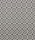 Solarium Outdoor Print Fabric 54\u0027\u0027-Slate Cindy