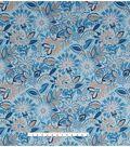 Home Essentials Lightweight Decor Fabric 45\u0027\u0027-Bluejay Deuton Panorama