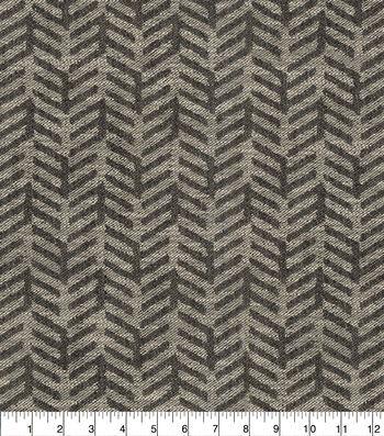 Ellen DeGeneres Multi-Purpose Decor Fabric 54''-Charcoal Greystone