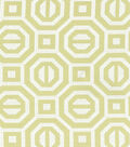 Williamsburg Multi-Purpose Decor Fabric-Georgian Geo/Citron