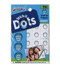 Artskills 72pcs Quick Stick Permanent Adhesive Dots