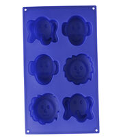 Wilton® Animal Face Silicone Candy Mold, , hi-res