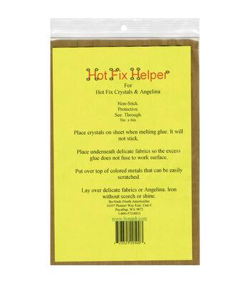 """Hot Fix Helper Fiberglass Ironing Sheet 9""""x6"""""""
