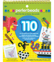 Perler Idea Book/Pattern Pad, , hi-res