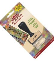 Ranger Tim Holtz Adirondack Alcohol Ink Applicator Stamp Handle & Felt, , hi-res