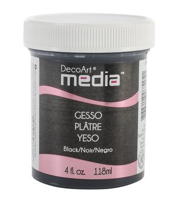 DecoArt Media Gesso 4oz-Black??