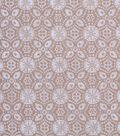 Keepsake Calico™ Cotton Fabric 43\u0022-Winter White Medallion Blender