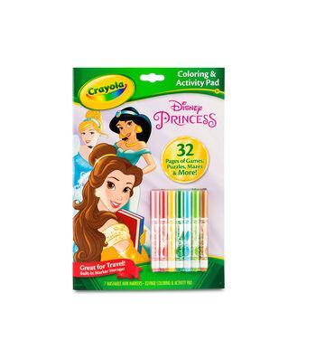 Crayola® Coloring & Activity Set-Disney® Princess
