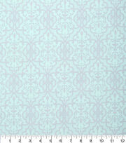 "Keepsake Calico™ Cotton Fabric 43""-Blue and Gray Lace, , hi-res"