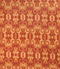 Home Decor 8\u0022x8\u0022 Fabric Swatch-SMC Designs Culver / Persimmon