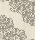 Home Essentials Paris Print Fabric 45\u0022-Airwaves Gray