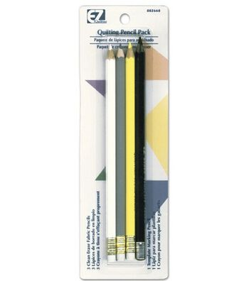 Wrights Quilting Pencil Pack-4/Pkg