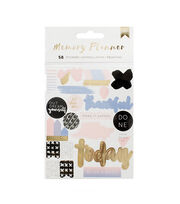 American Crafts™ Memory Planner Assortment Stickers, , hi-res