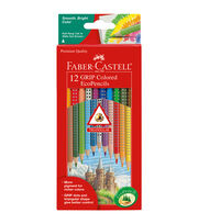 GRIP Colored EcoPencils-12/Pkg, , hi-res