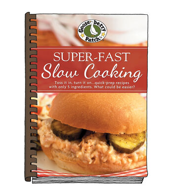 Vickie and JoAnn Super-Fast Slow Cooking Book