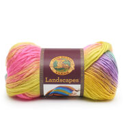 Lion Brand Landscapes Yarn, , hi-res