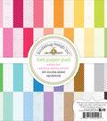 Doodlebug Petite Prints Double-Sided Paper Pad 6\u0022X6\u0022-Swiss Dot