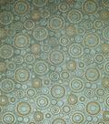 Home Decor 8\u0022x8\u0022 Fabric Swatch-Upholstery Fabric Barrow M7715-5660 Caspian