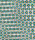 Quilter\u0027s Showcase™ Cotton Fabric 44\u0022-Deep Lake Medallion