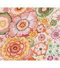 Alexander Henry Premium Quilt Fabric 45\u0022-Heath Sienna