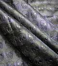 Cosplay by Yaya Han Stretch Fabric 54\u0022-Embossed Skull