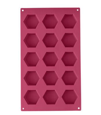 Wilton® Hexagon Silicone Candy Mold